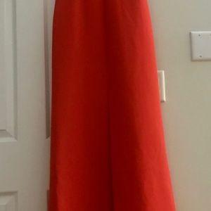 BCBG long dress , size 2